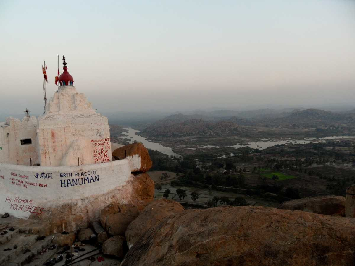 Photo of Hampi By Shristi Moda