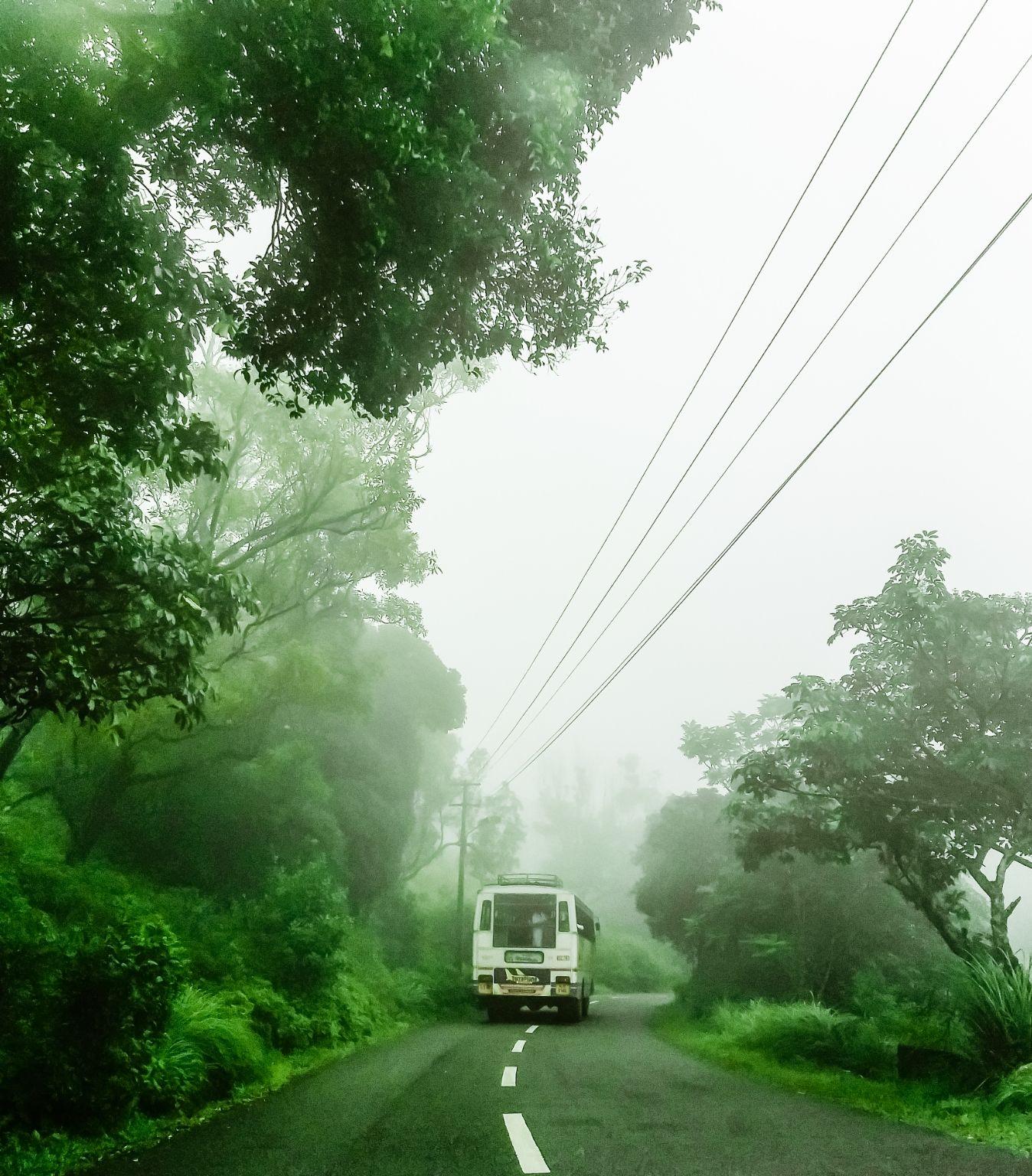 Photo of Ponmudi Hill Station By Rakesh Krishnan G R