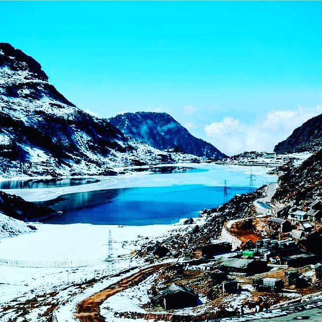 Photo of Gangtok By Kisslay Anand