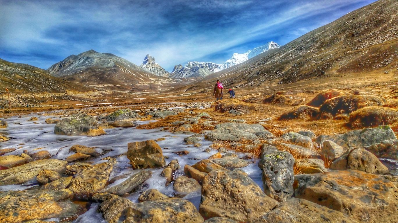 Photo of Zero Point Yumthang Valley By ANANYA SARKAR