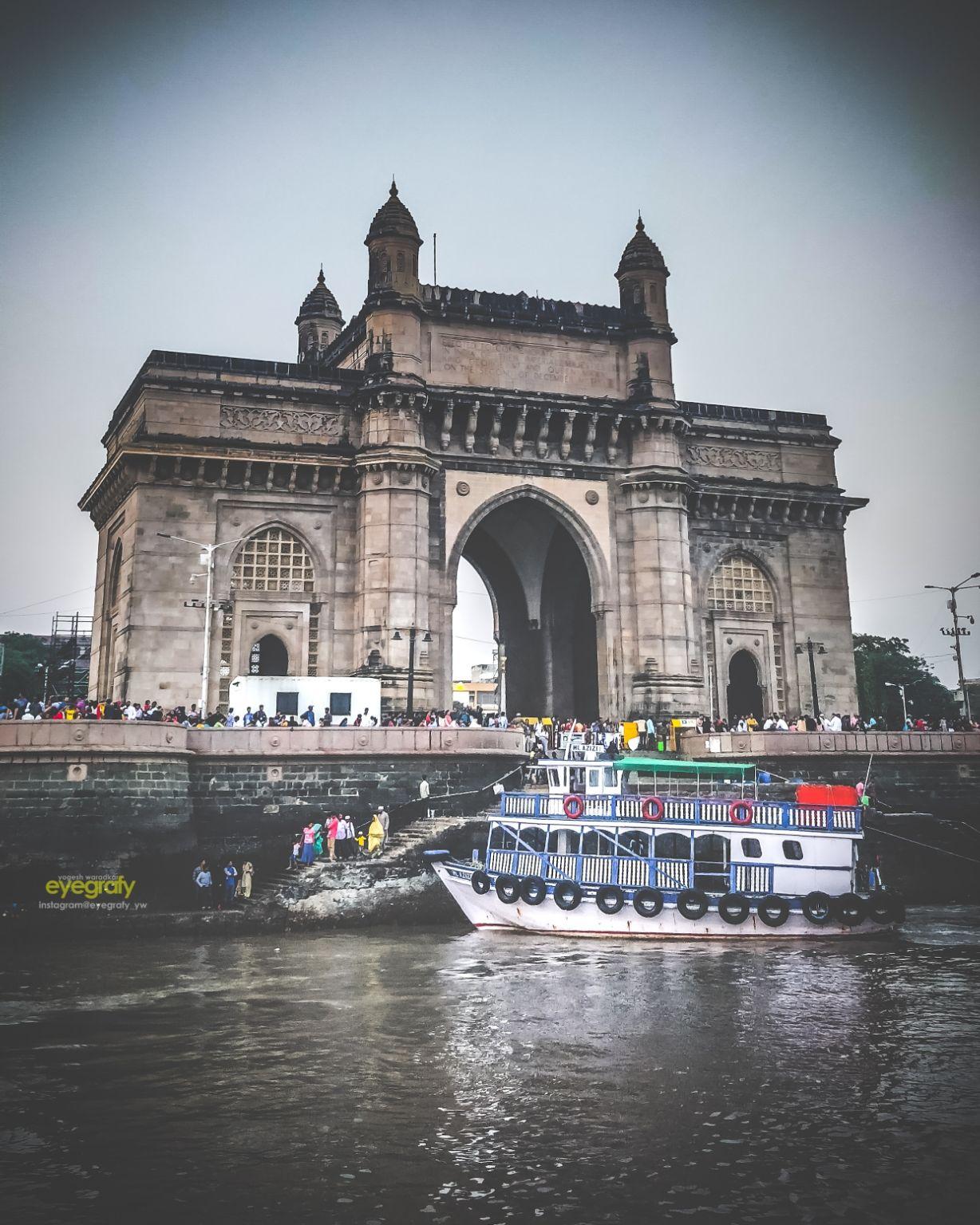 Photo of Gateway of India By Yogesh Waradkar