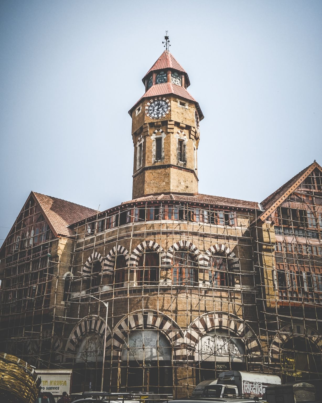 Photo of Crawford Market By Yogesh Waradkar