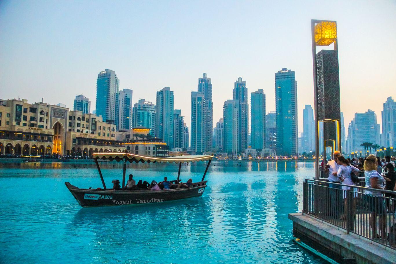 Photo of Dubai - United Arab Emirates By Yogesh Waradkar