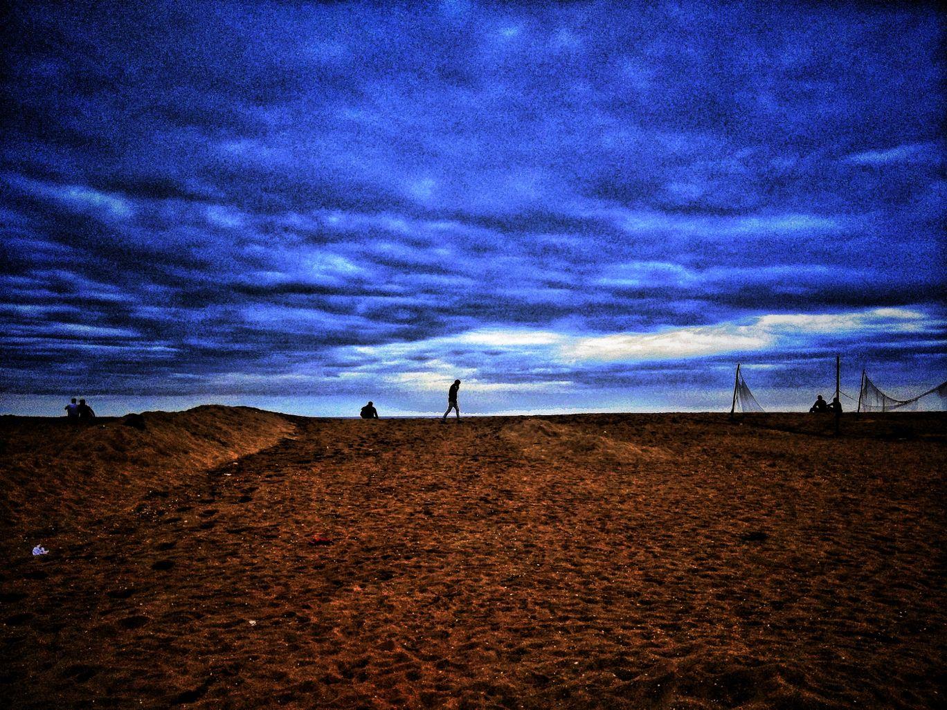 Photo of Mahabalipuram Beach By Piyush Prasad
