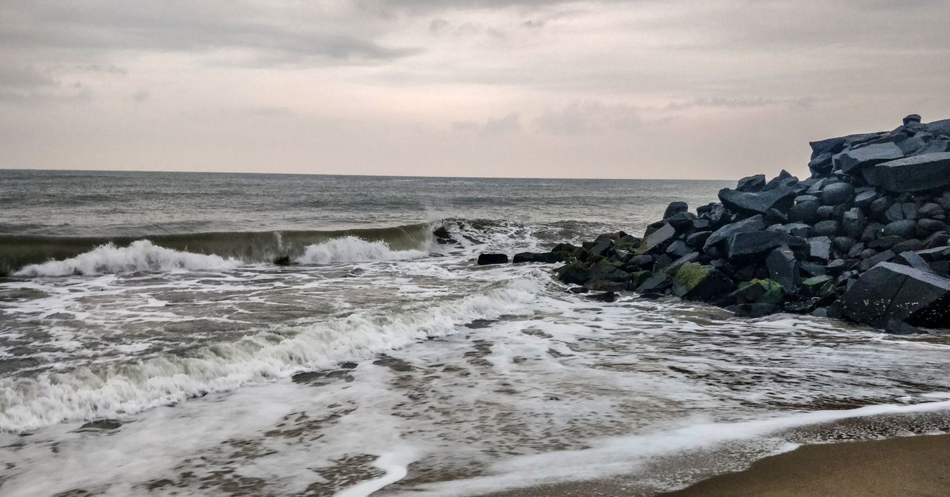 Photo of Pondicherry By harsha b s