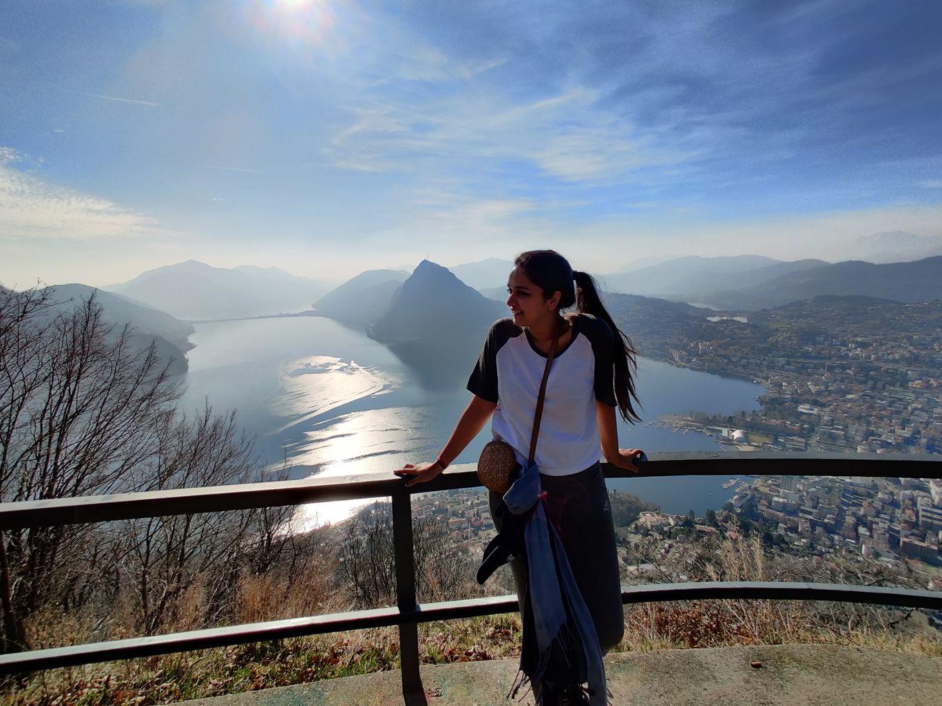 Photo of Monte Brè By sonali gupta