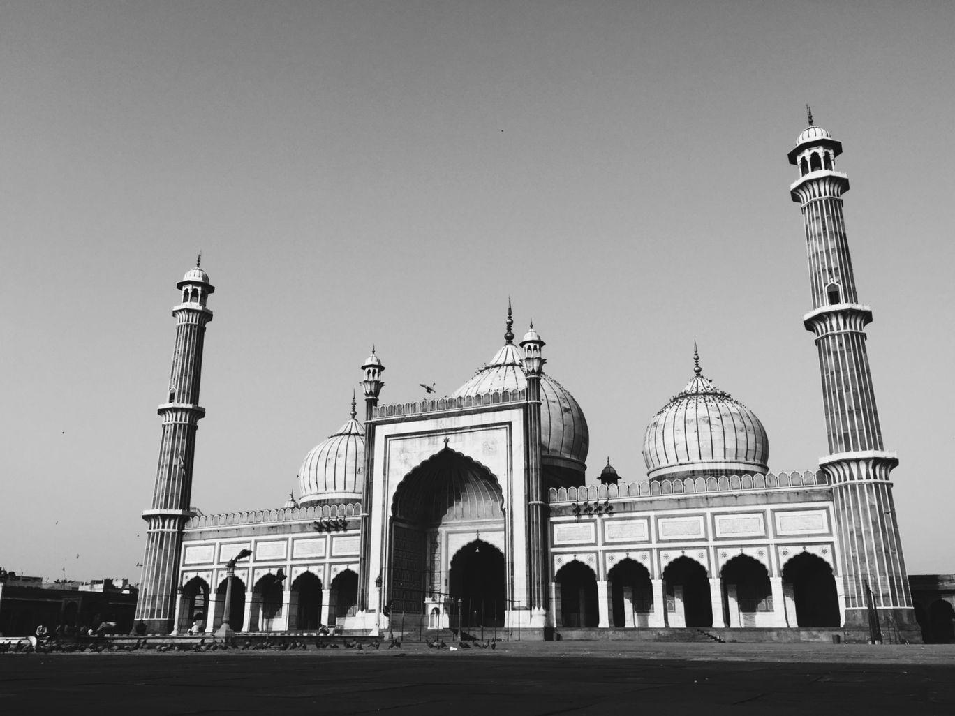Photo of जमा मस्जिद By Nikhil Sharma