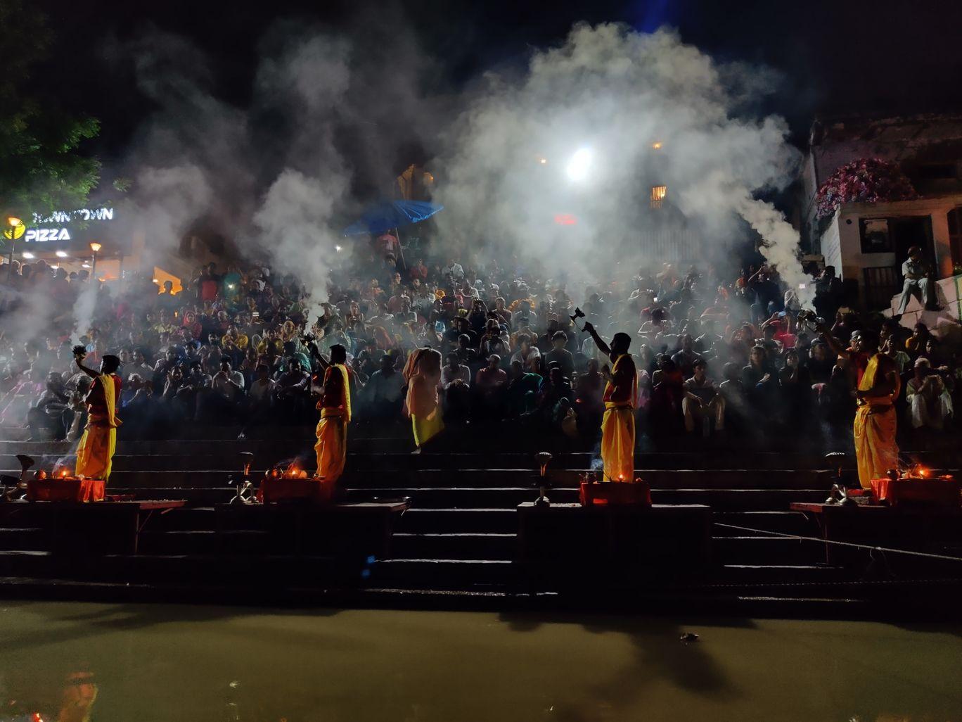 Photo of Assi Ghat(अस्सी घाट) By Nikhil Sharma