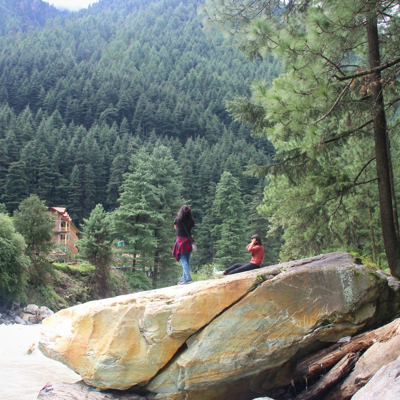 Photo of Parvati Valley By Shruti Das