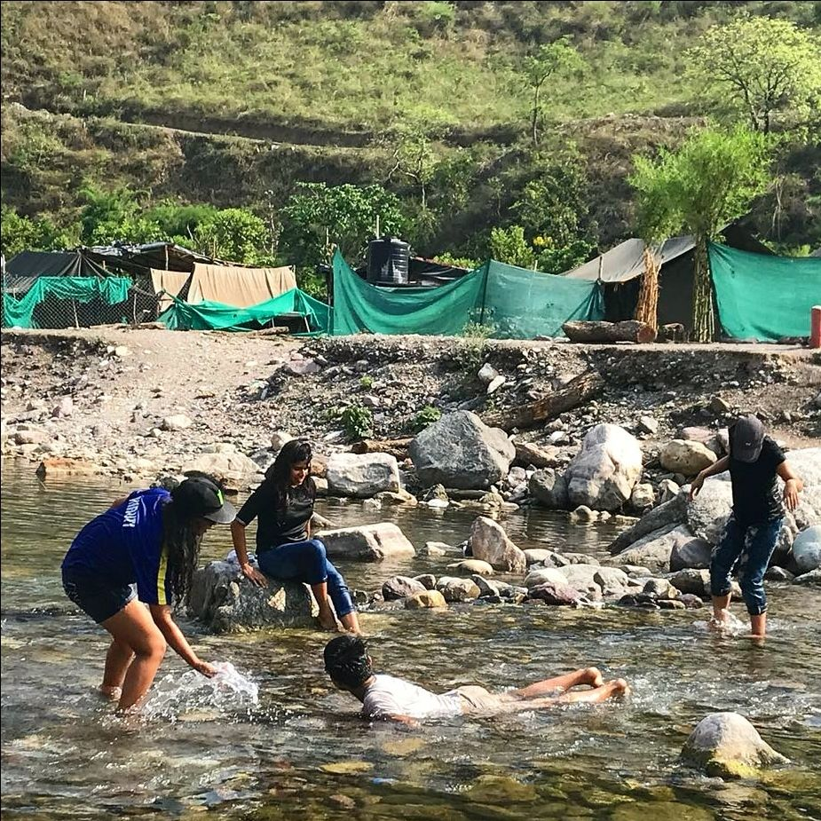Photo of Camp Shivpuri Rishikesh By Shruti Das