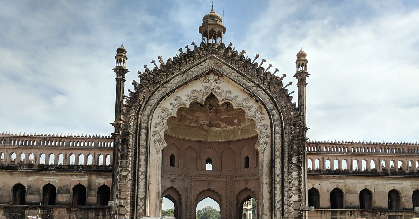 Photo of Rumi Darwaza By Anchal Agrawal