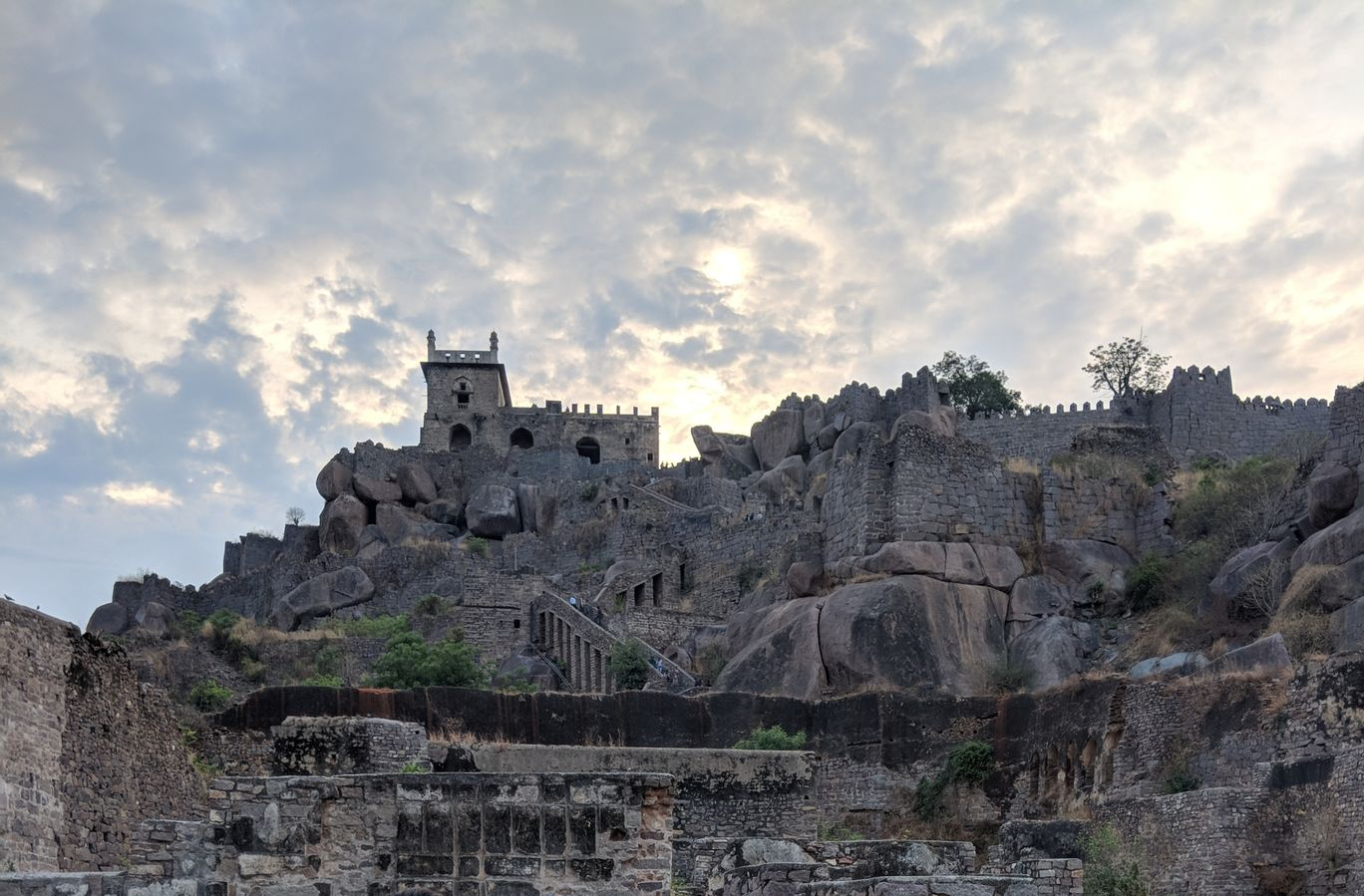 Photo of Golconda Fort By Anchal Agrawal