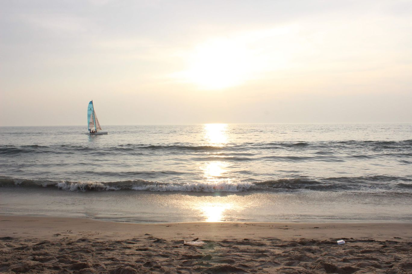 Photo of Cherai Beach By Anchal Agrawal