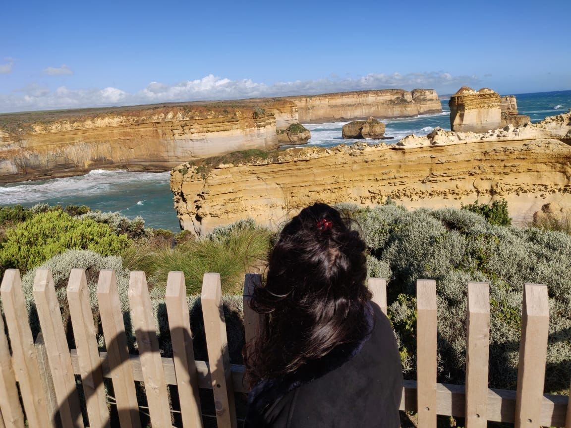 Photo of Great Ocean Road By Bhakti