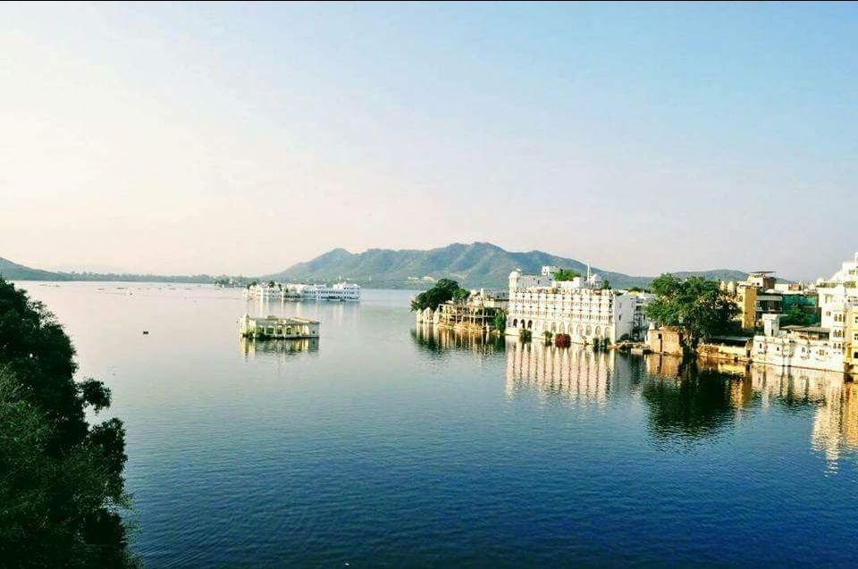 Photo of Lake Pichola By Tinny Choudhury