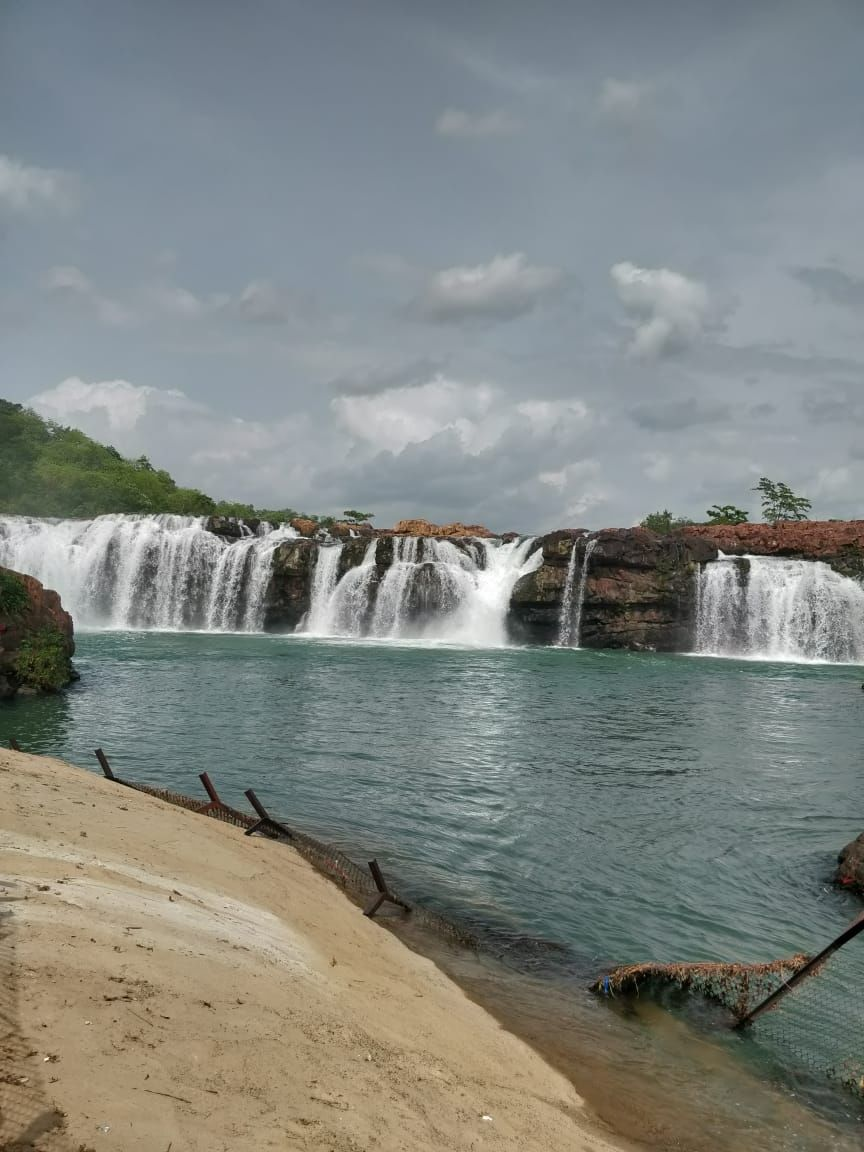 Photo of Bogatha Waterfall By Amarnadh Amarnadh