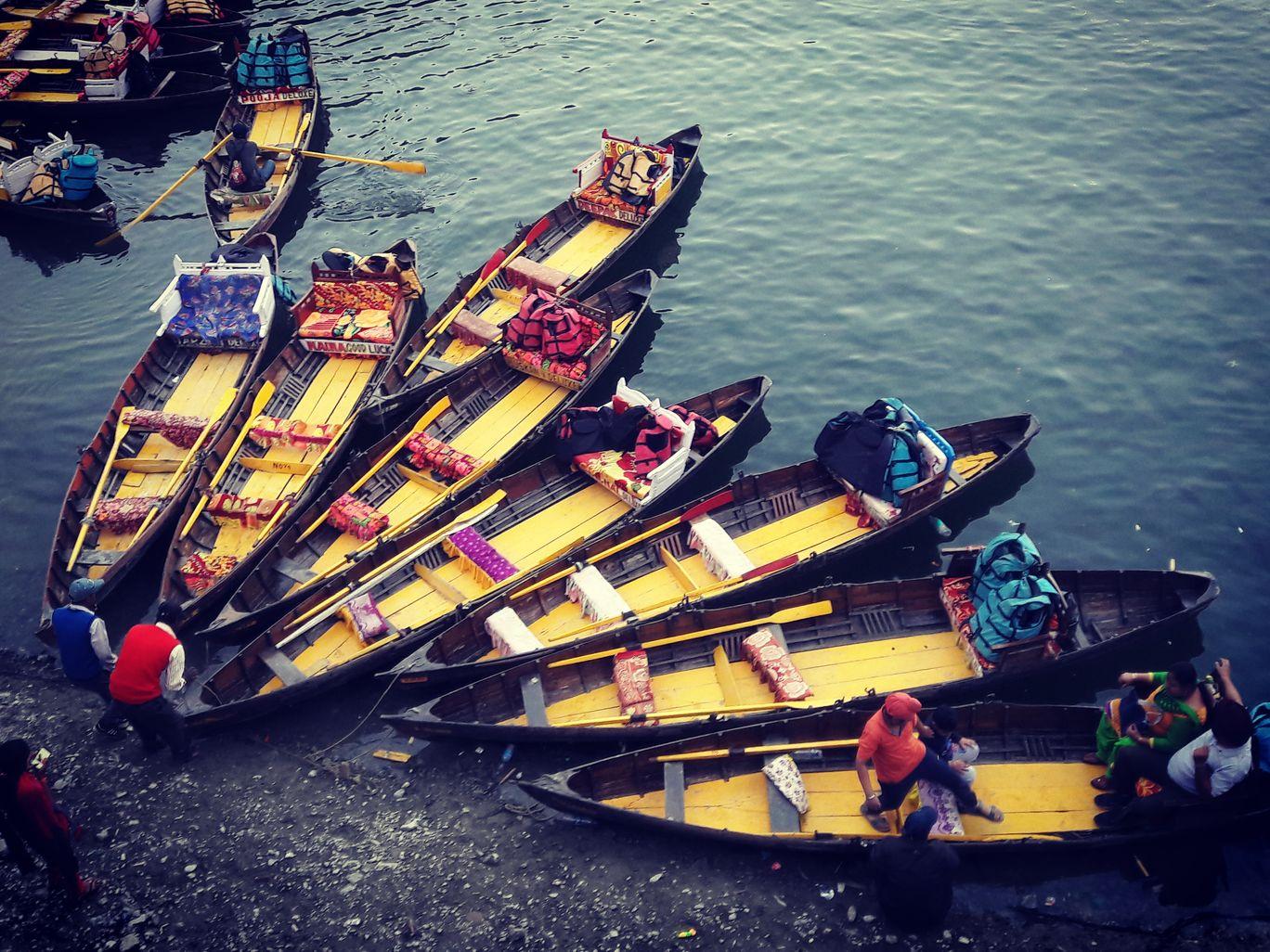 Photo of Naini Lake By Shivang Agarwal
