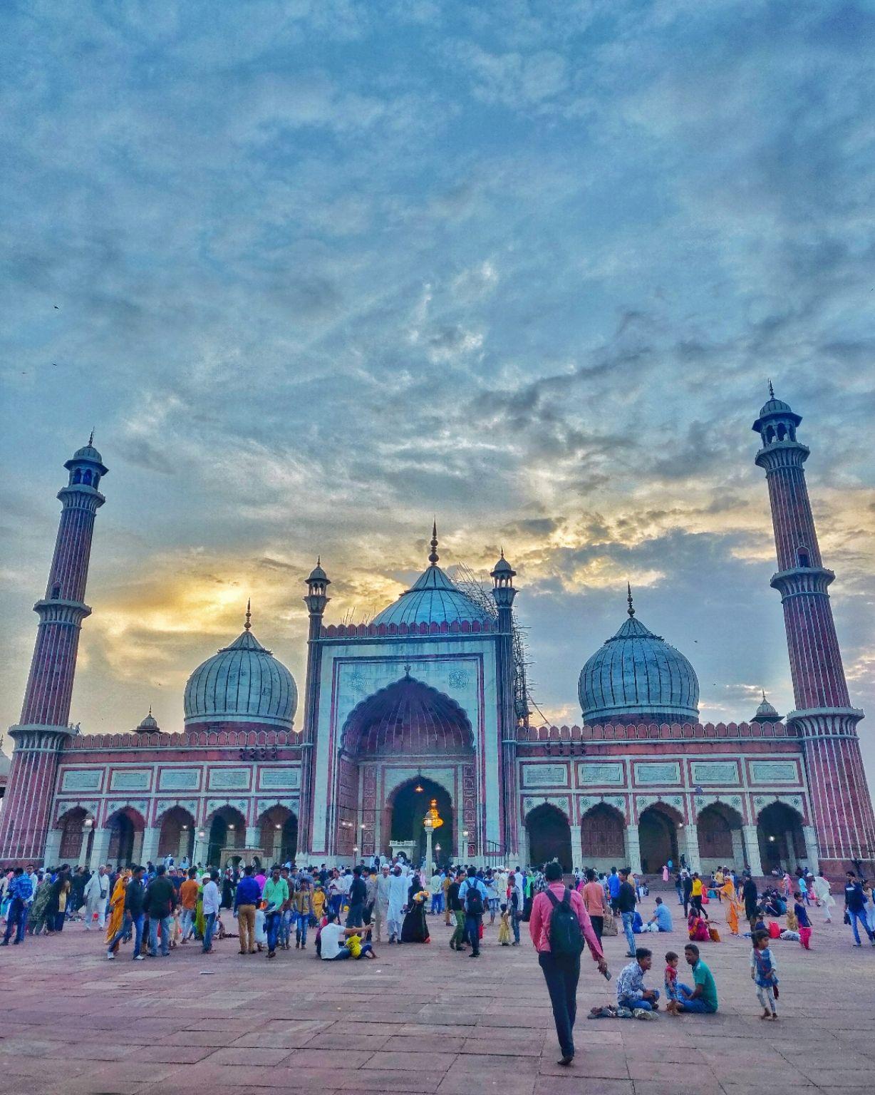 Photo of Jama Masjid By Gaurav Verma aka LifeofGaurav