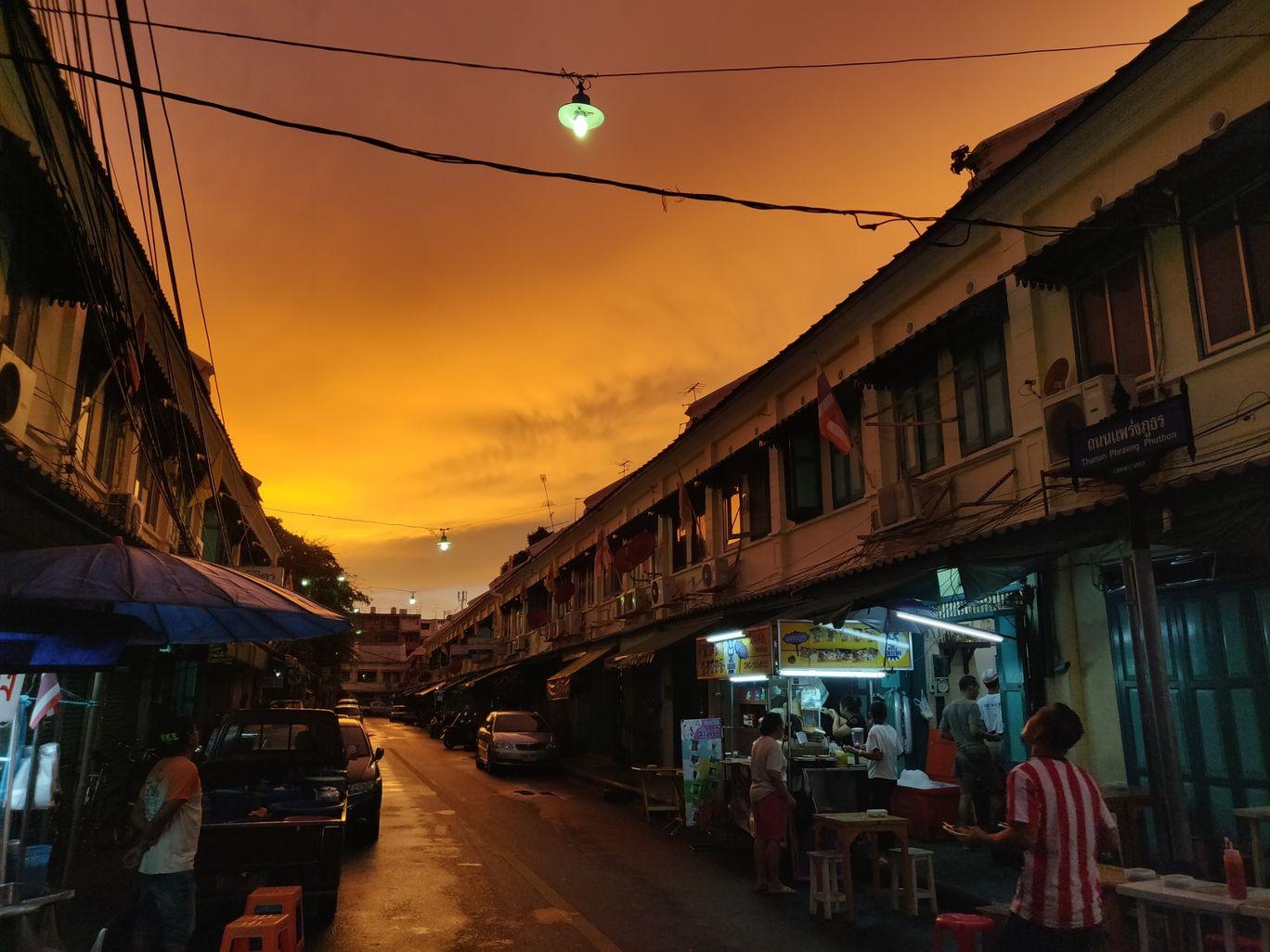 Photo of Bangkok By Devi Archana Das