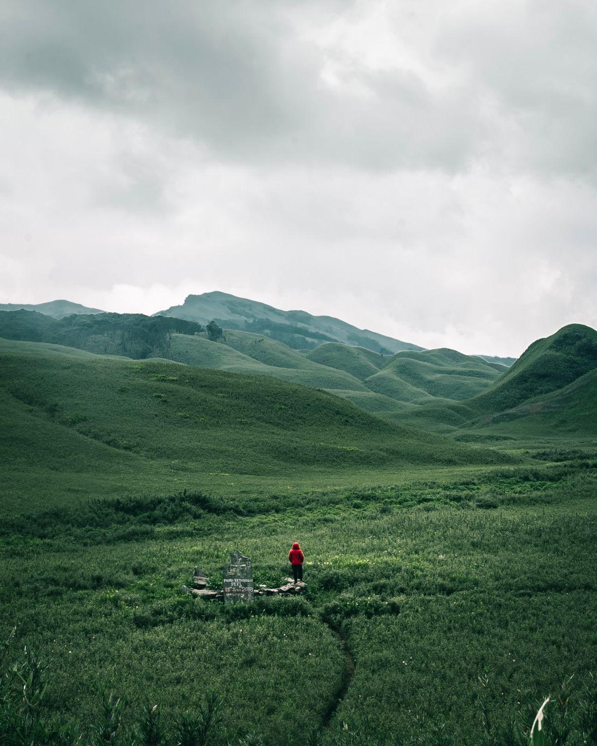 Photo of Dzükou Valley By Ranjan Simkhada