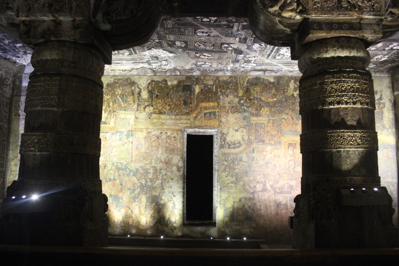 Photo of Ajanta Cave Temple By AJ