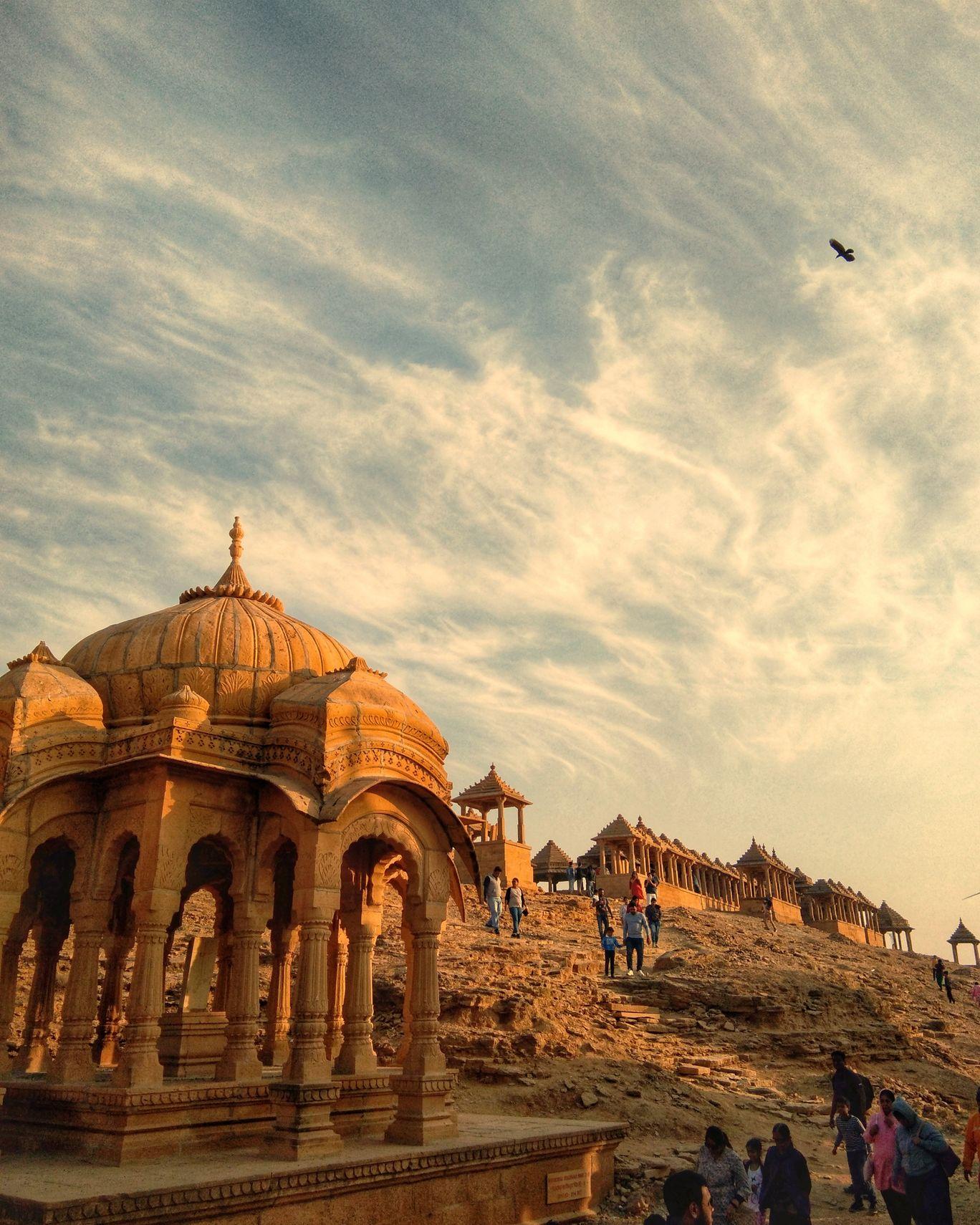 Photo of Jaisalmer By Homiyar Tavadia