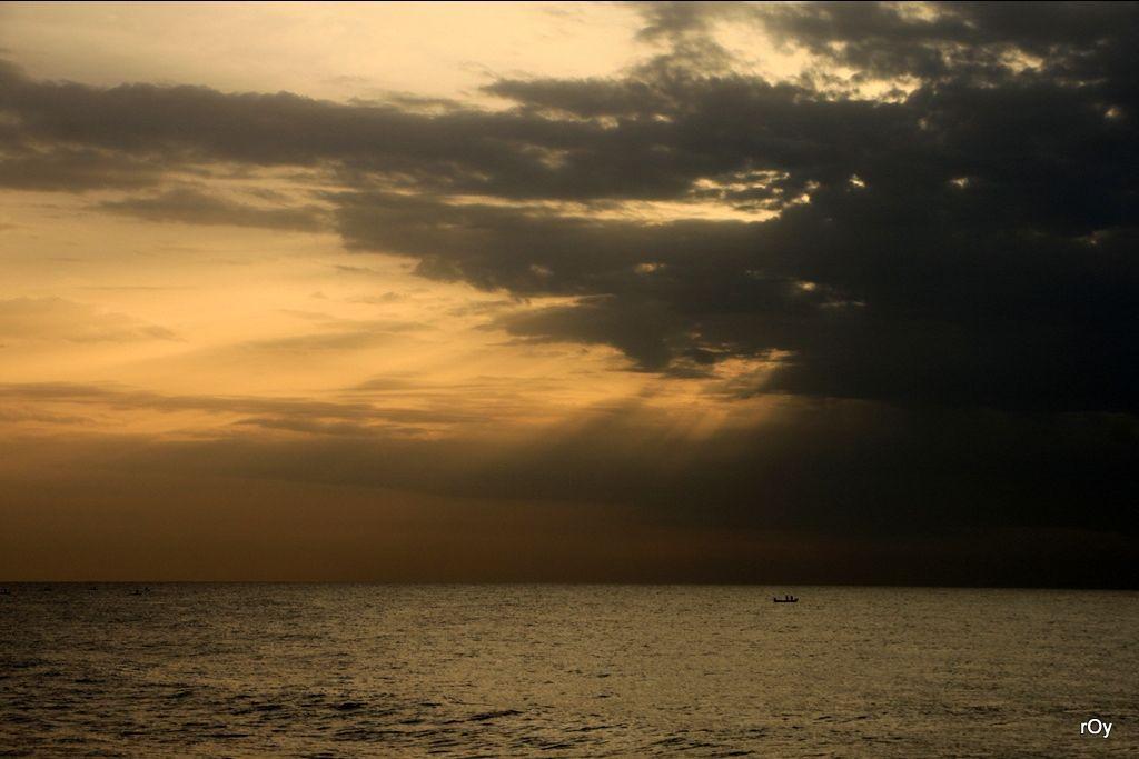 Photo of Pondicherry By Nilanjana Roy