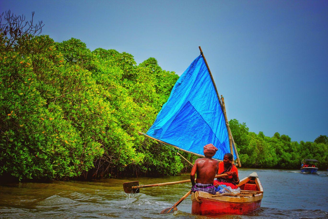 Photo of Pondicherry By Nitish Nichenam