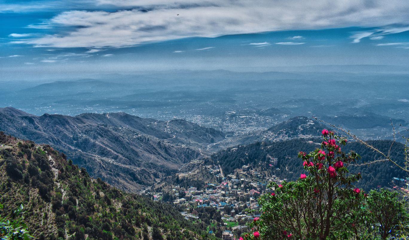 Photo of Dharamshala By Minhaj Khan