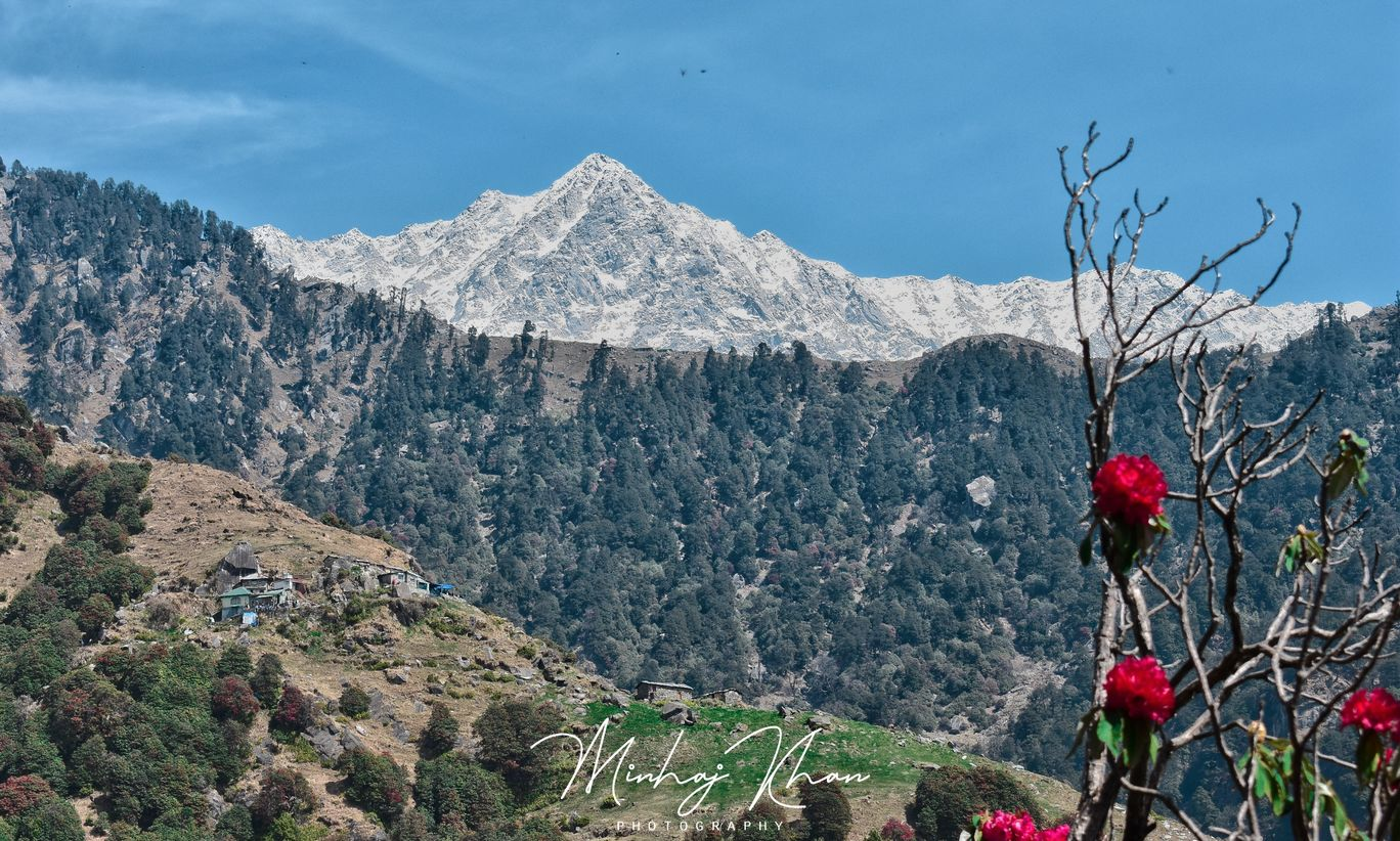 Photo of Triund By Minhaj khan