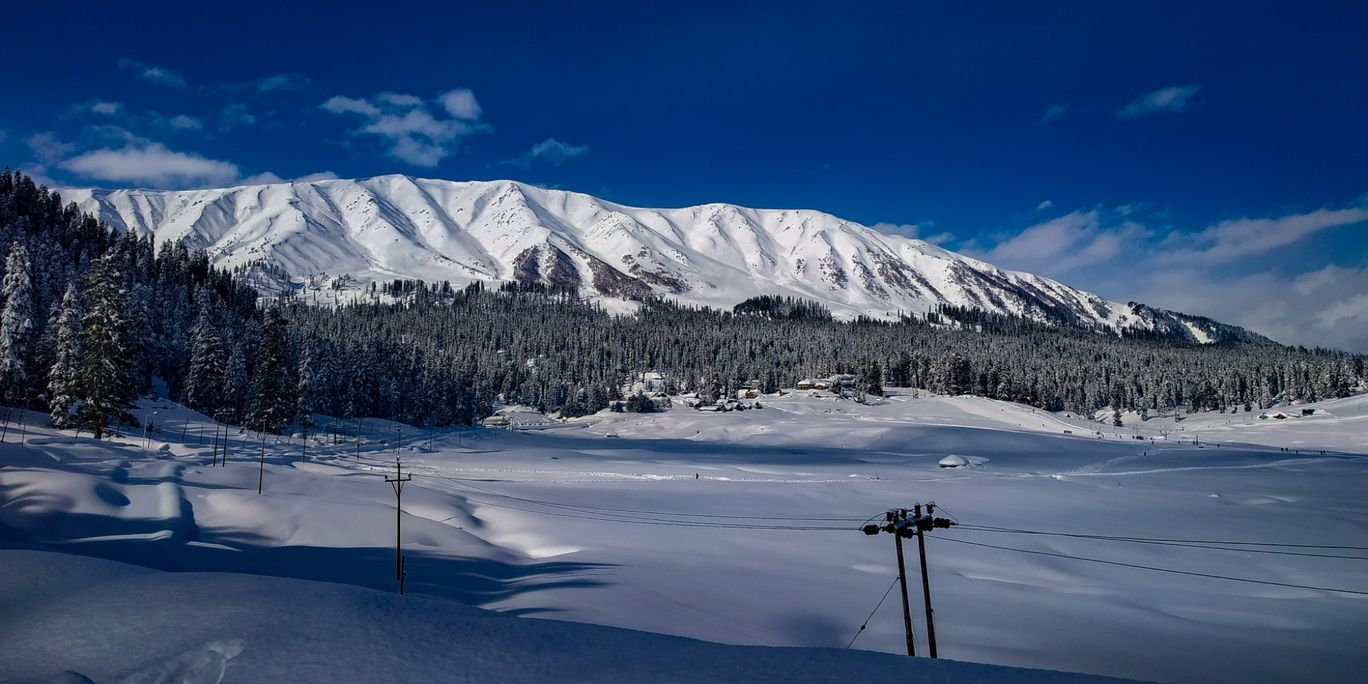 Photo of Gulmarg By Kiran Ravi
