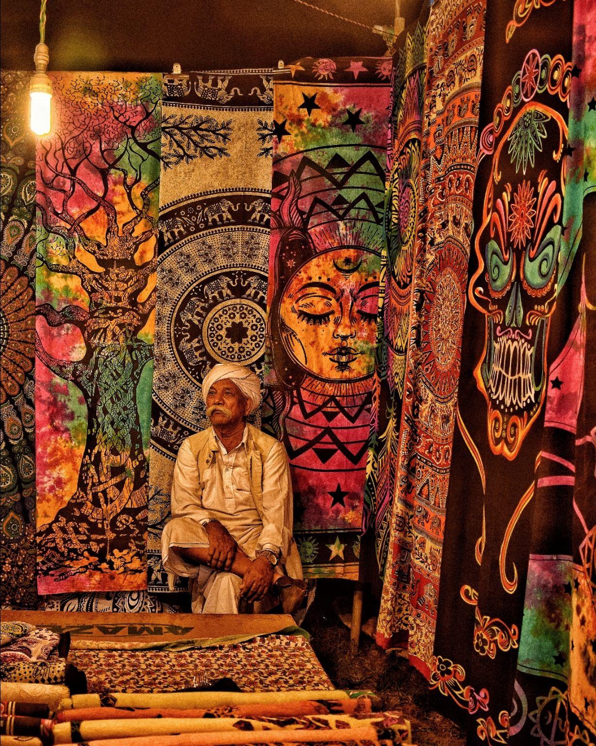 Photo of Anjuna Flea Market By Shreyansh Parashar
