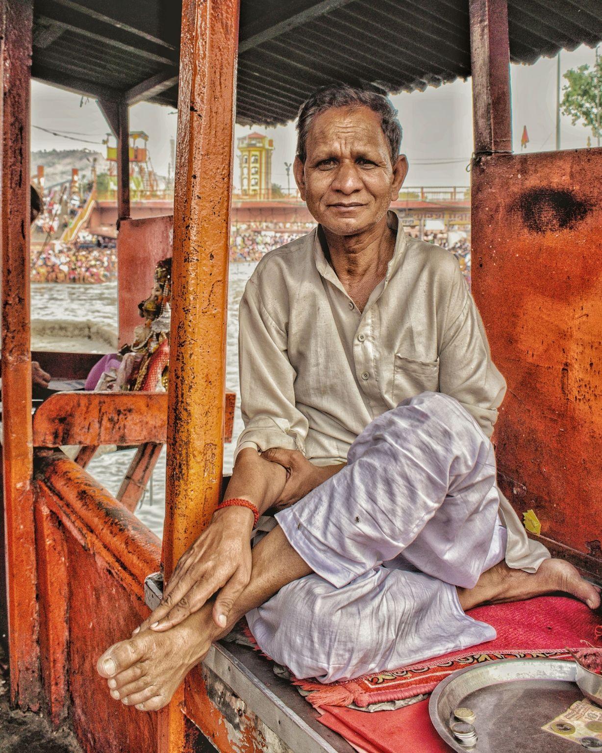 Photo of Har Ki Pauri By Shreyansh Parashar
