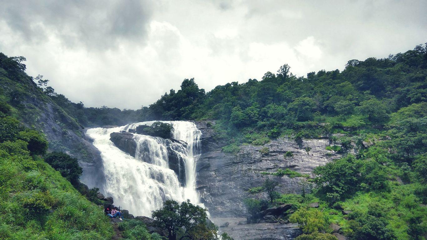 Photo of Mallalli Water Falls By KARTHIK S