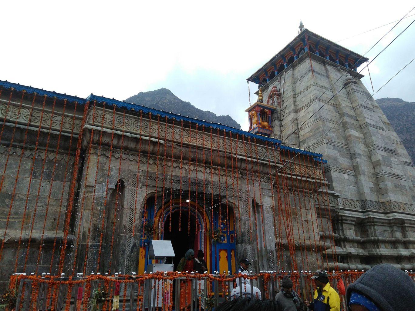 Photo of Kedarnath By Dhruv R. Jain