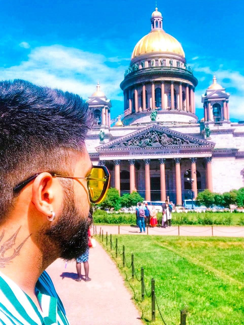 Photo of St. Isaac's Cathedral By Tapan Shivpuri