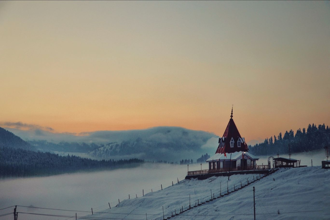 Photo of Gulmarg By Moomin Bhat
