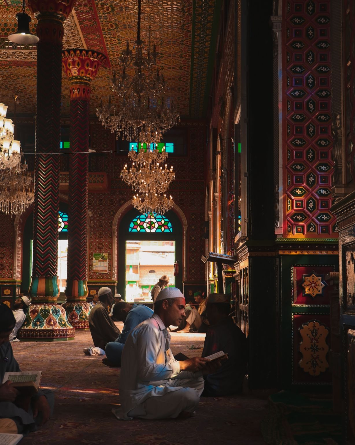 Photo of Masjid Dastgeer Sahib By Moomin Bhat