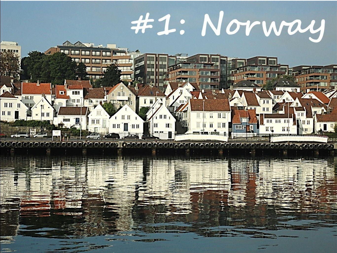 Photo of Stavanger By shriram venkatesan
