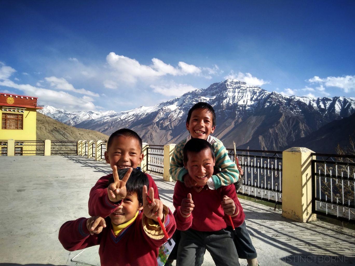 Photo of Dhankar Monastery By Maitreya
