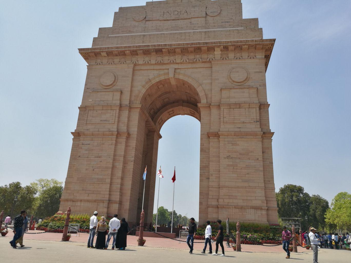 Photo of Delhi By kiran
