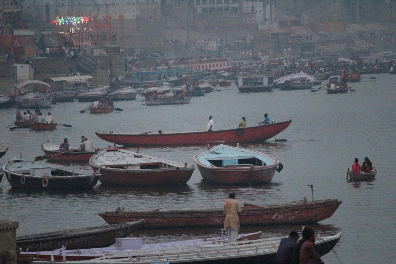 Photo of Varanasi By vishakha ghatge