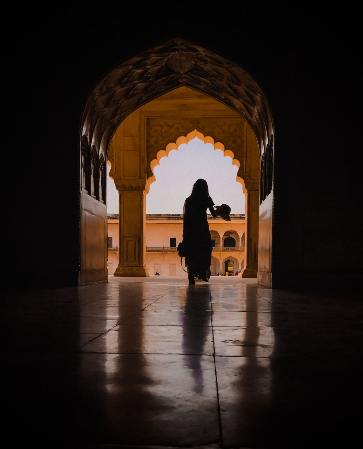 Photo of Agra Fort By Harshit Jaiswal