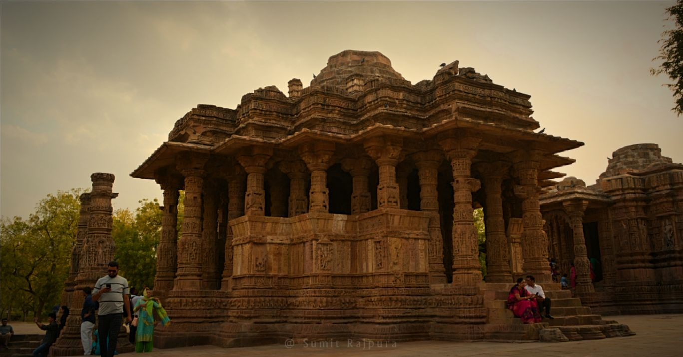 Photo of Sun temple Garden By Sumit Rajpura