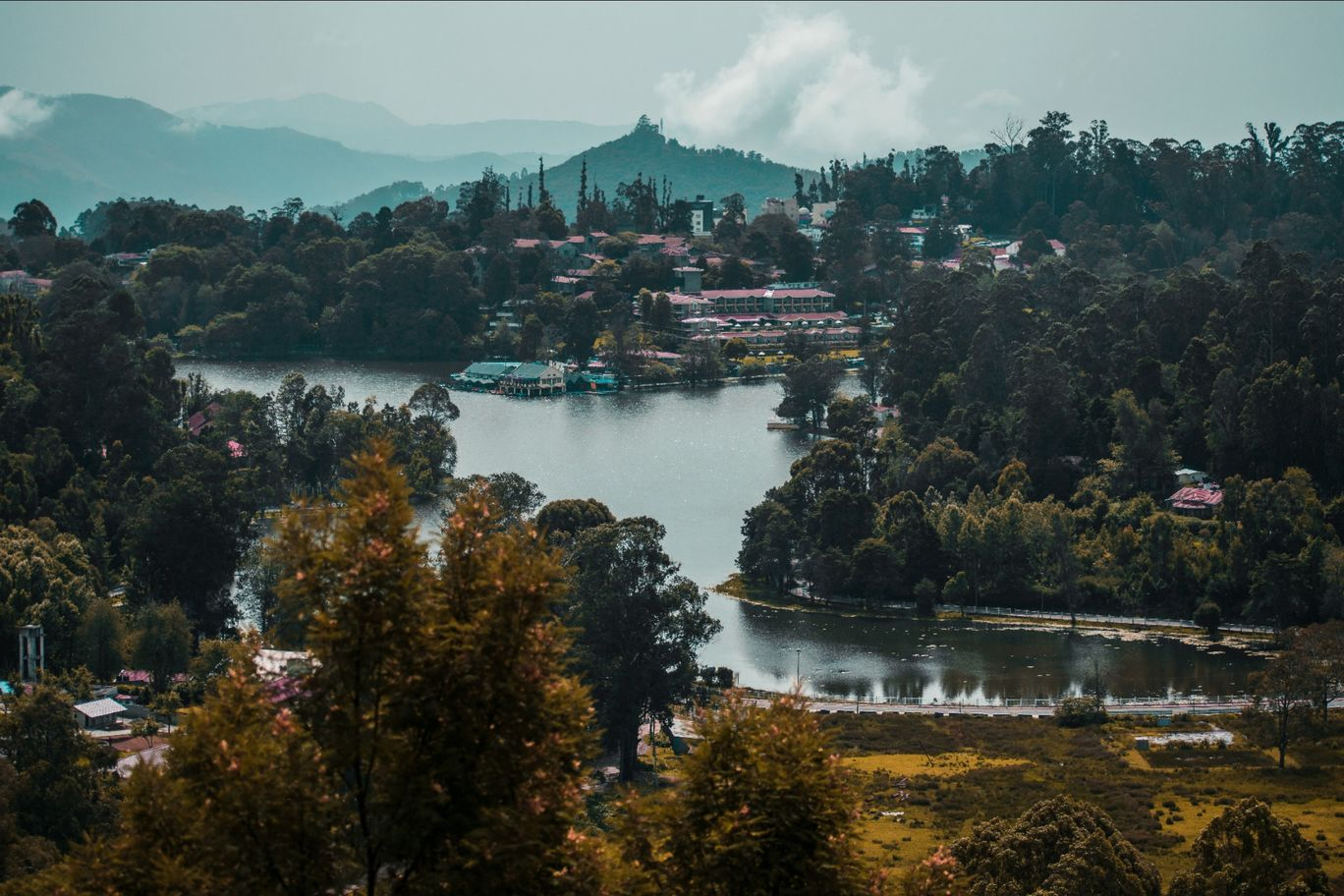 Photo of Kodaikanal By Sarita Das