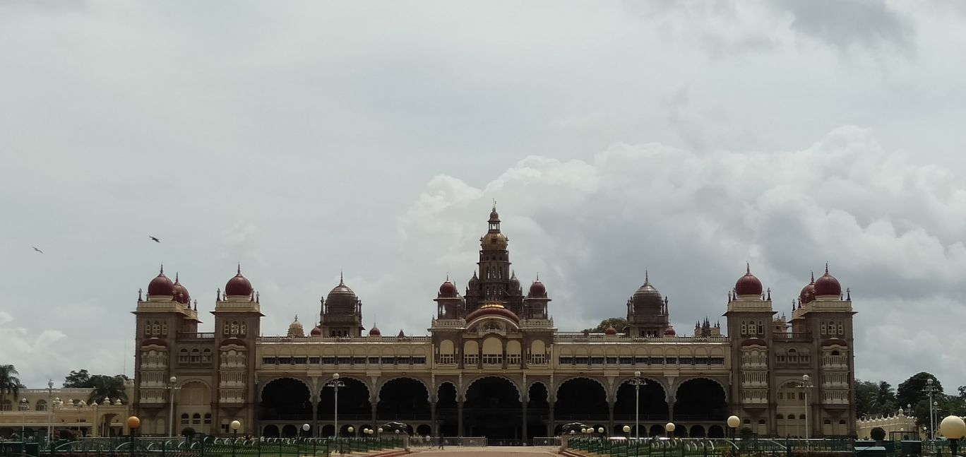 Photo of Mysore - The Indian Cultural Heritage By Manik Gupta