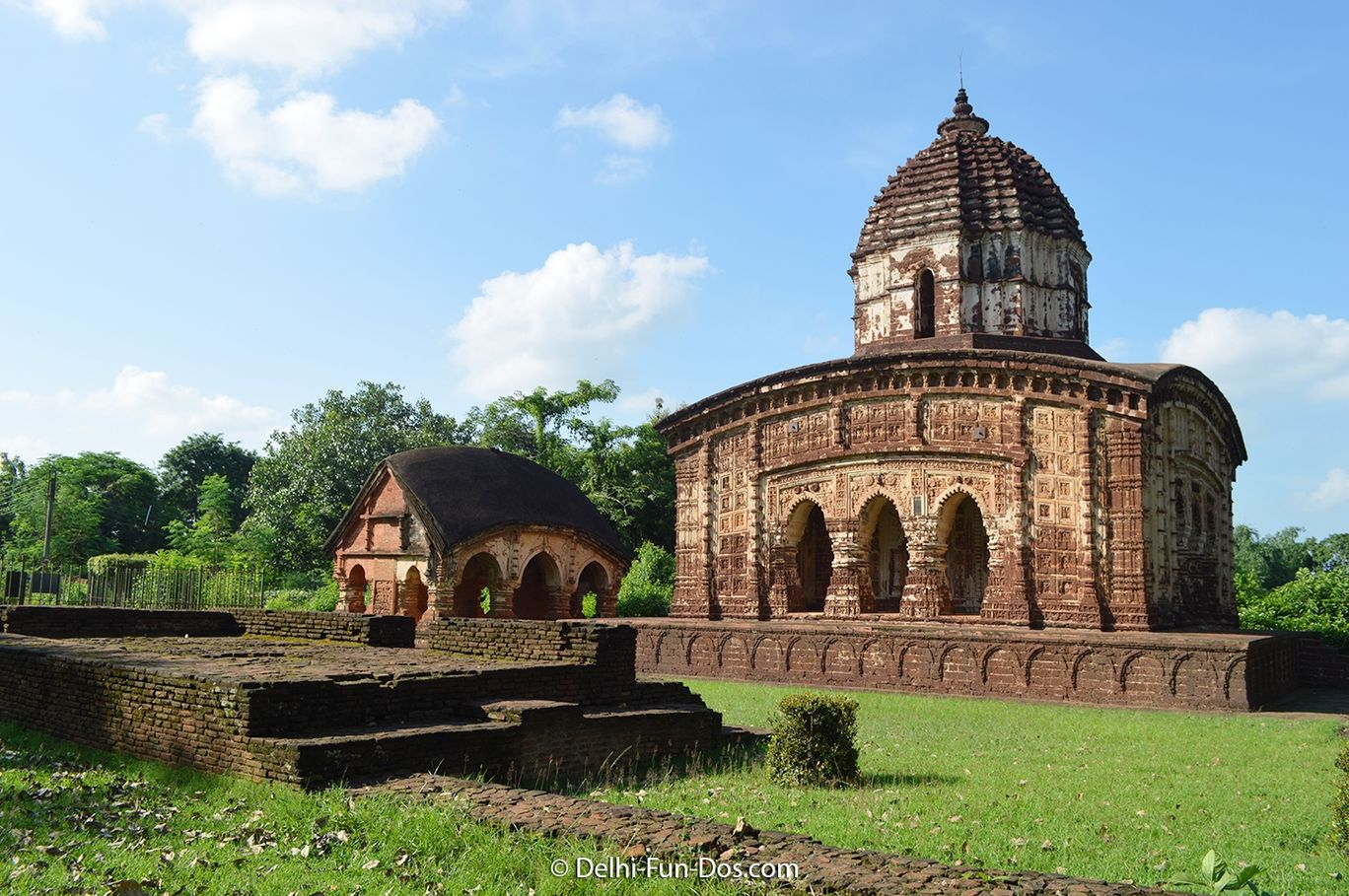 Photo of Bishnupur By Sundeep & Bedabrata