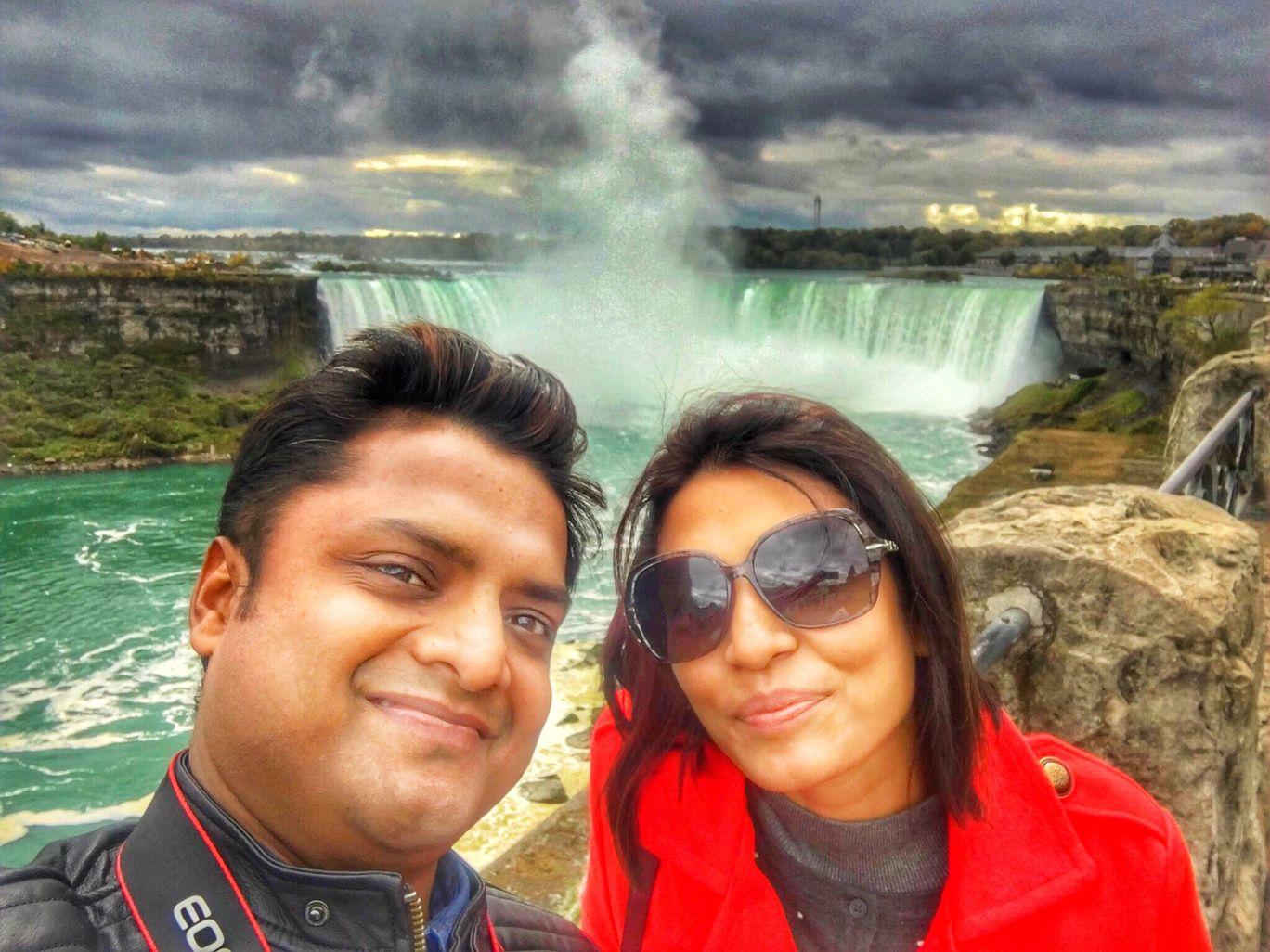 Photo of Niagara Falls By Vandana Goenka