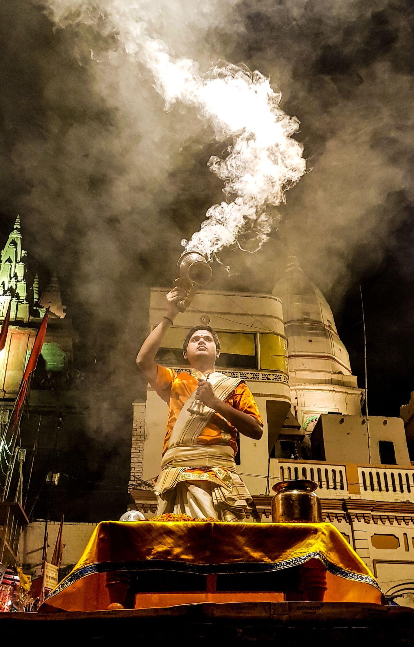 Photo of Varanasi By Sreshti Verma