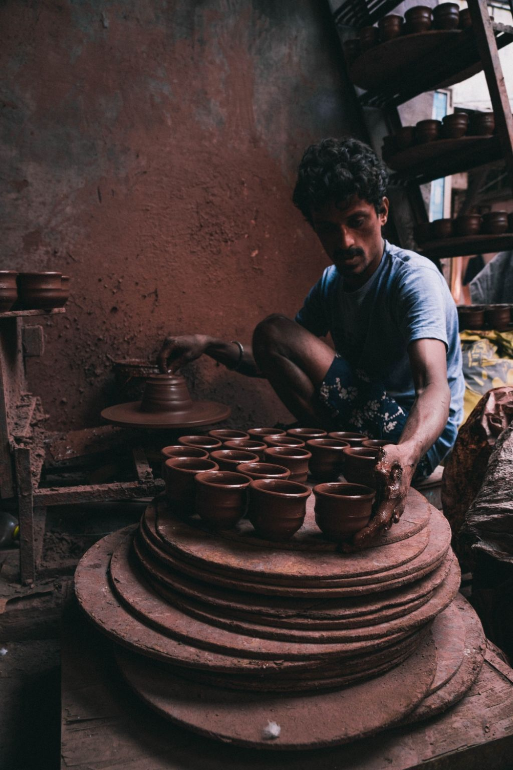 Photo of Dharavi By Mohit Naikade